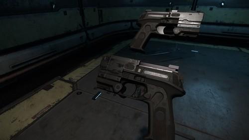 ArcLight Pistol - Aged