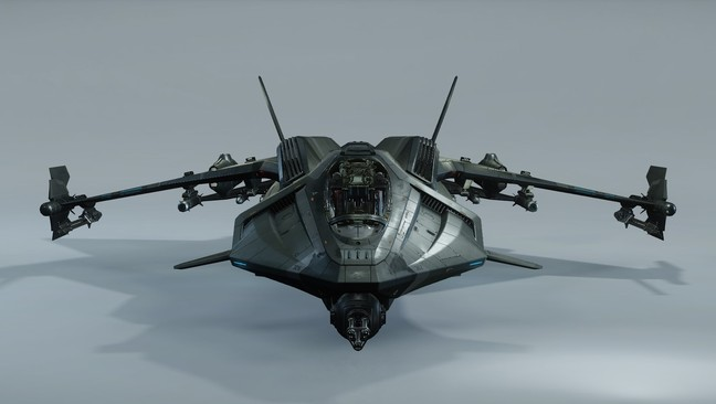 The Aegis Dynamics Gladius