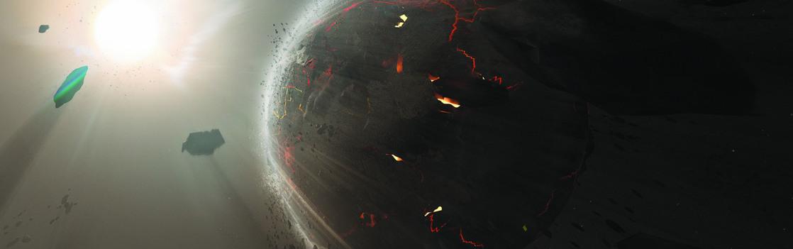 Галактическое руководство: система Charon