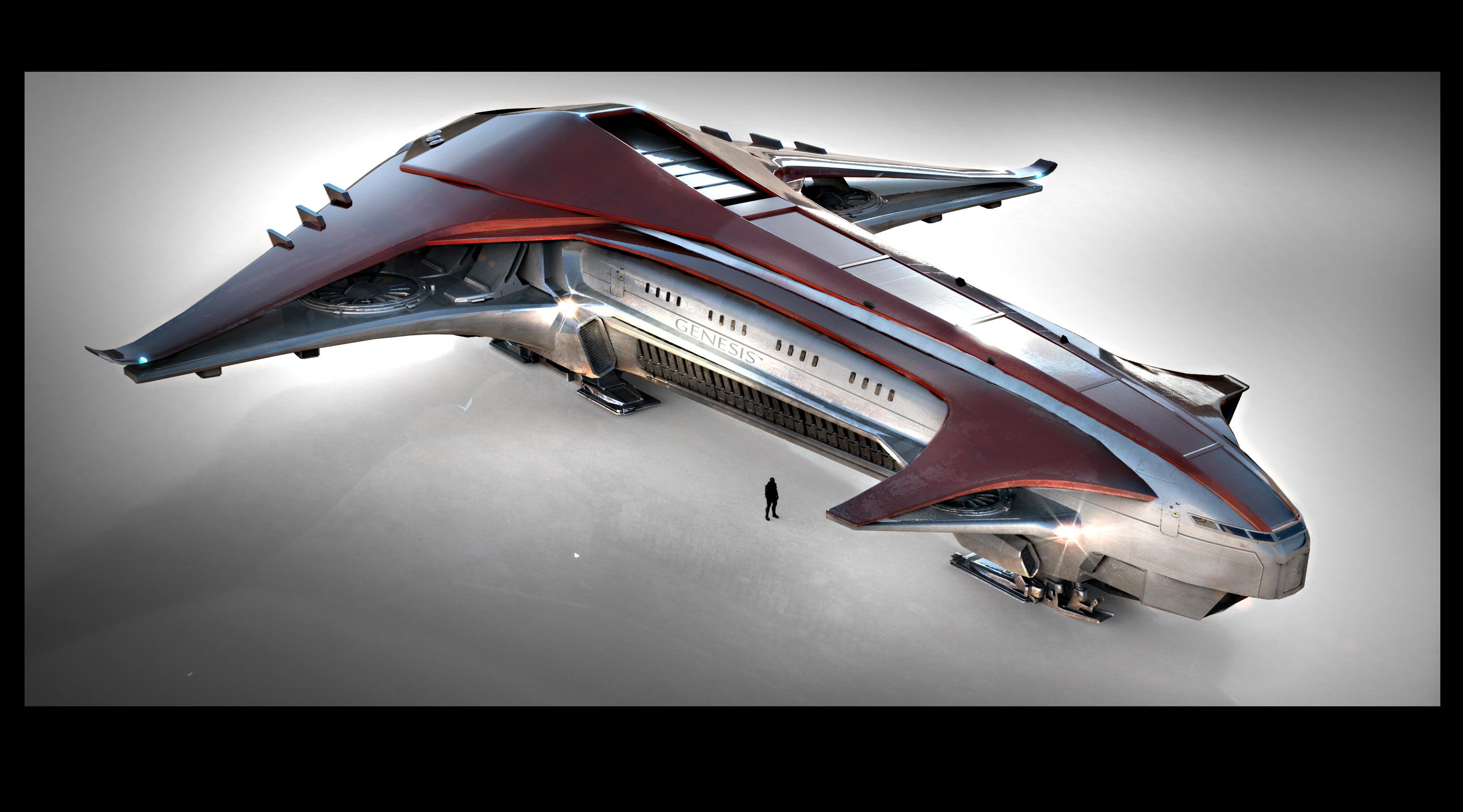LA GÉNESIS STARLINER Starliner_productshot1_comp2