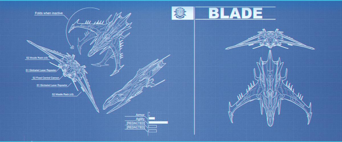 Blade Blueprints