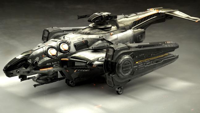 The Aegis Aerodynamics Redeemer