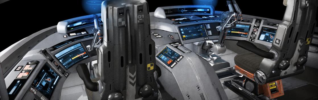 Yesitsthestarfarercockpitwearereallybuil