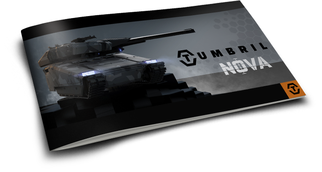 Tumbril Nova brochure