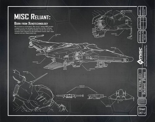 Reliant Concept Blueprint