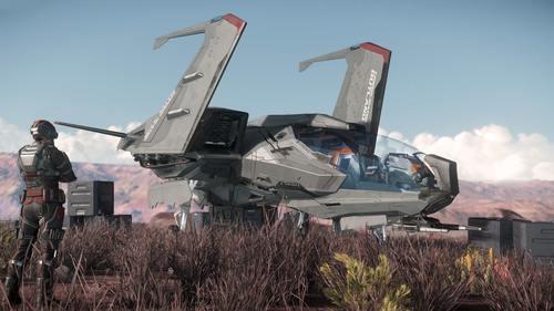Корабли, доступные для полетов в Альфе 3.3