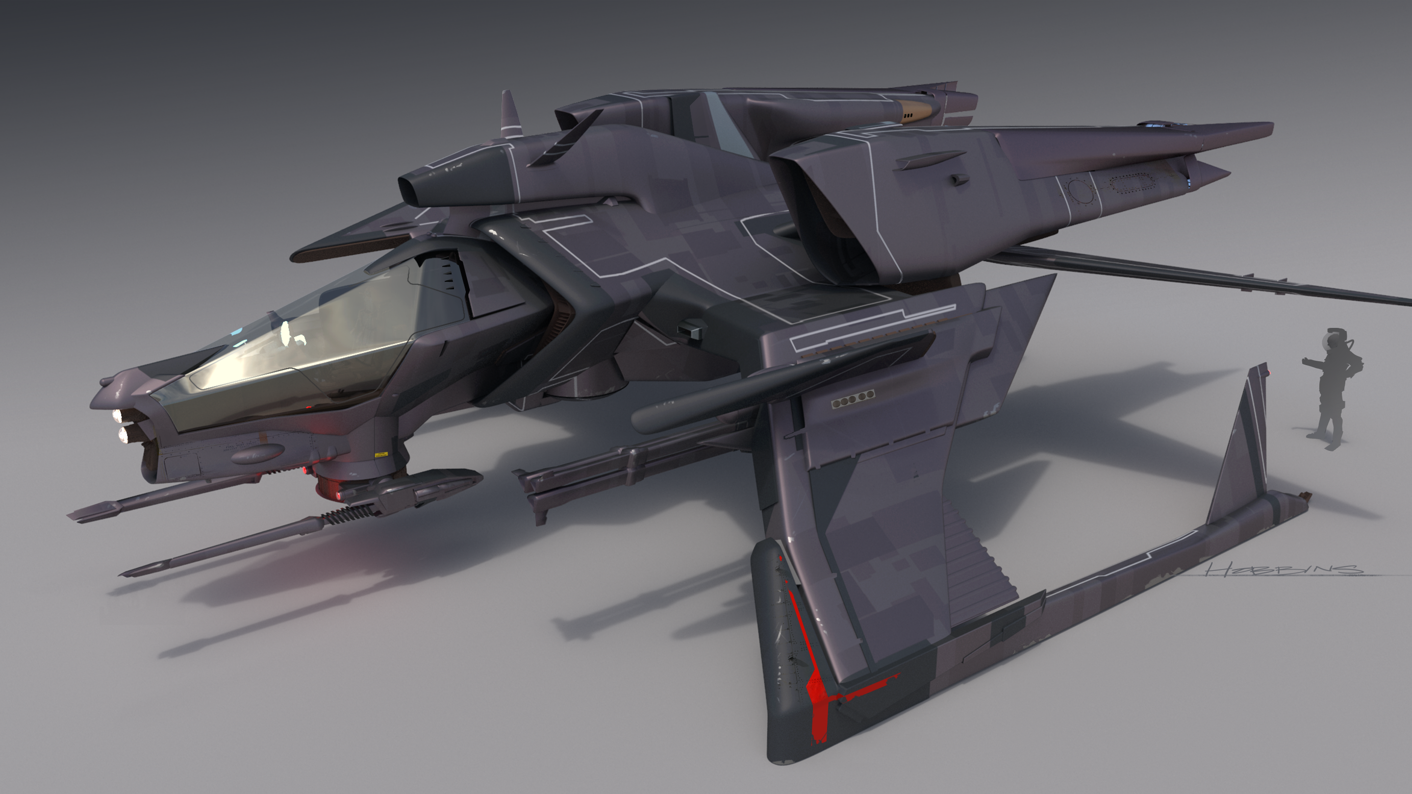 star citizen  - Page 5 Mustang_Livery_Front_Hobbins