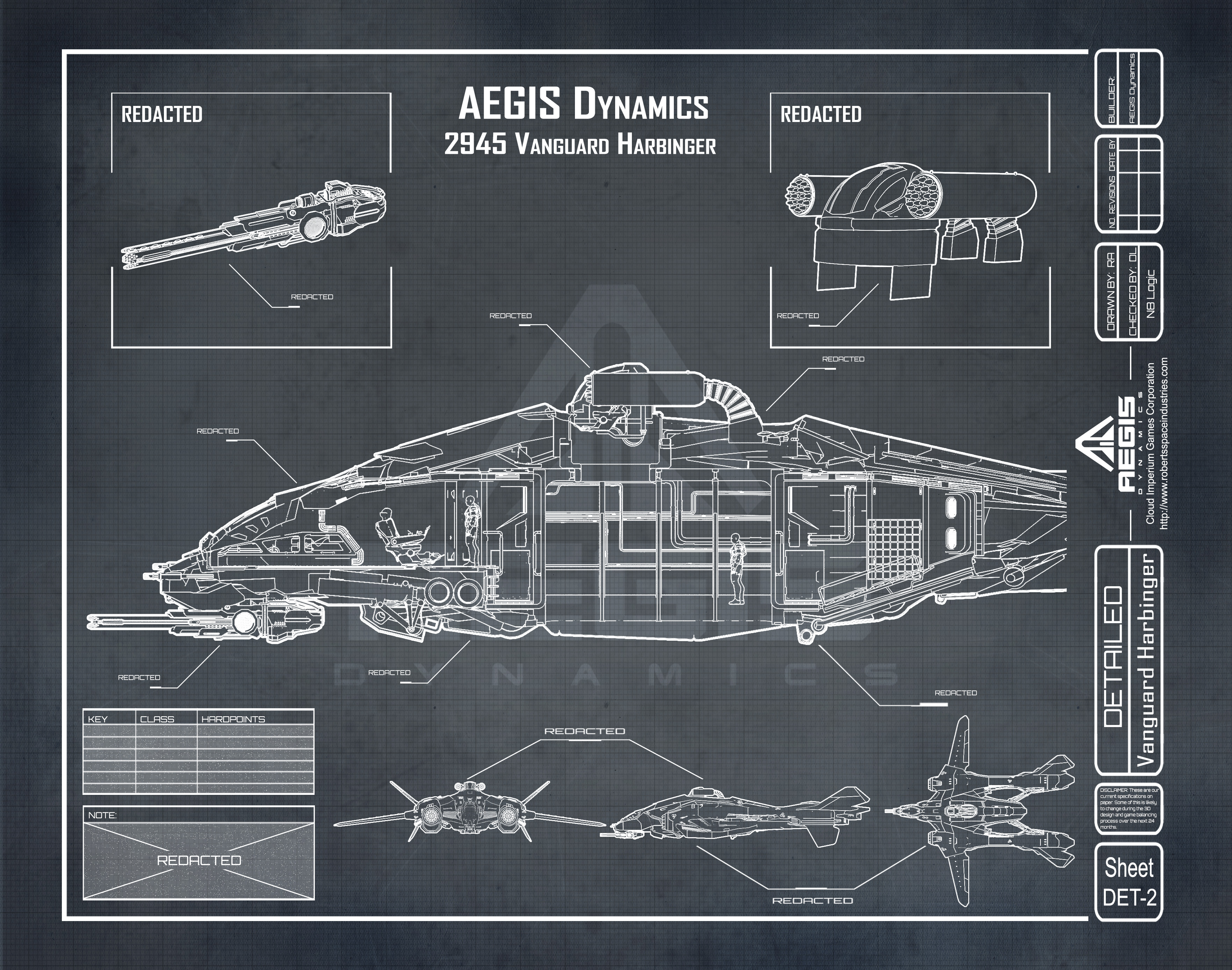 Aegis Dynamics Vanguard series Vanguard-Harbinger_p2