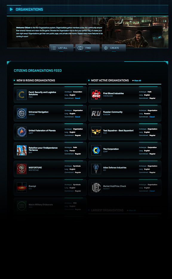 CIG's video guide to Star Citizen Source