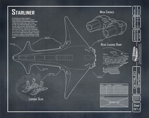 Concept art - Blueprint