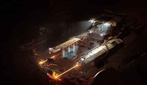 Ваш корабль, ваше небо: распродажа Drake Vulture (обновлено)