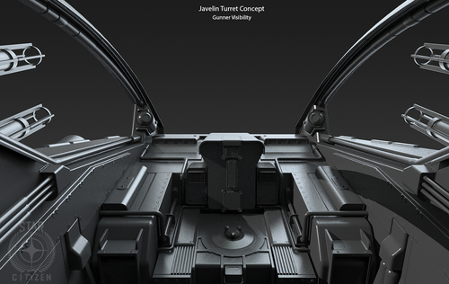 WIP Javelin turret interface