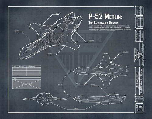 merlin blueprint