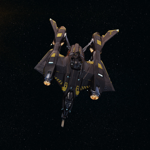 The Vanguard Sentinel is the latest dedicated e-war ship in the arsenal