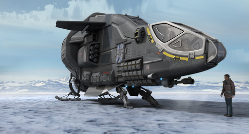 The Drake Herald is an information runner, but includes a dedicated e-war suite