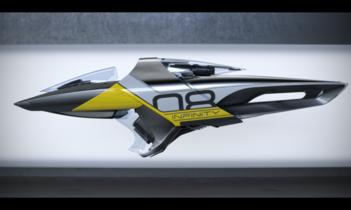 X1 racing skin
