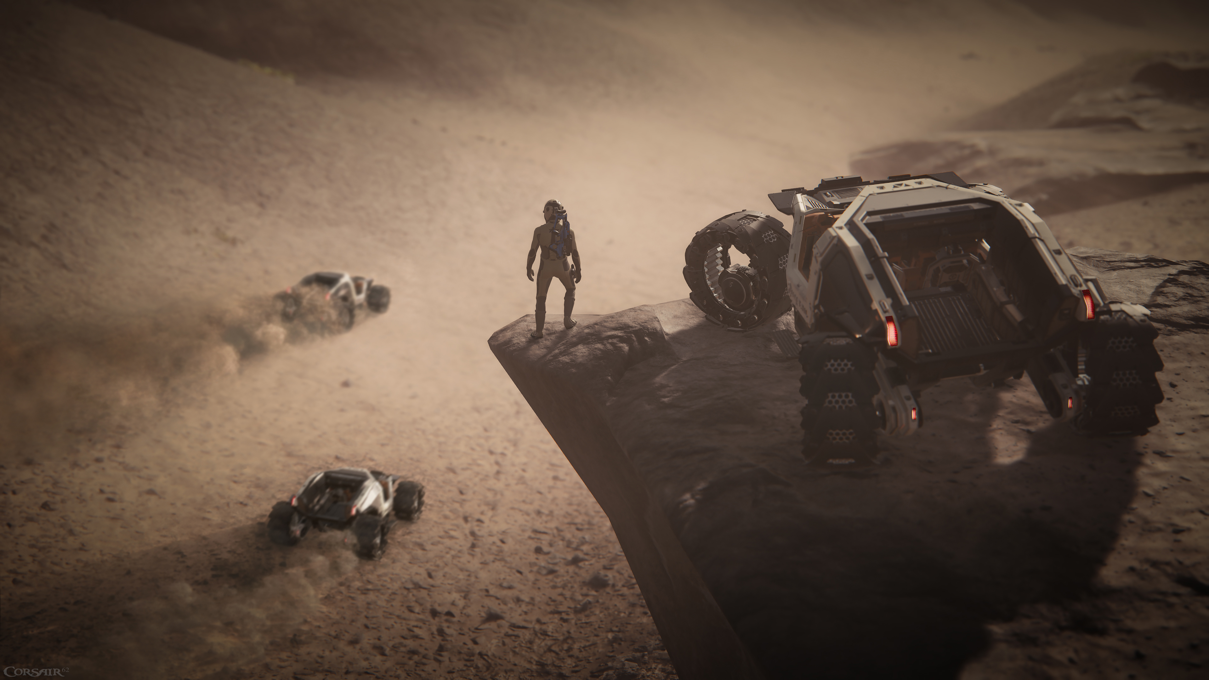 Welcome to the 'verse! Daymar_rally16x9