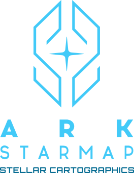 mappa stellare arca