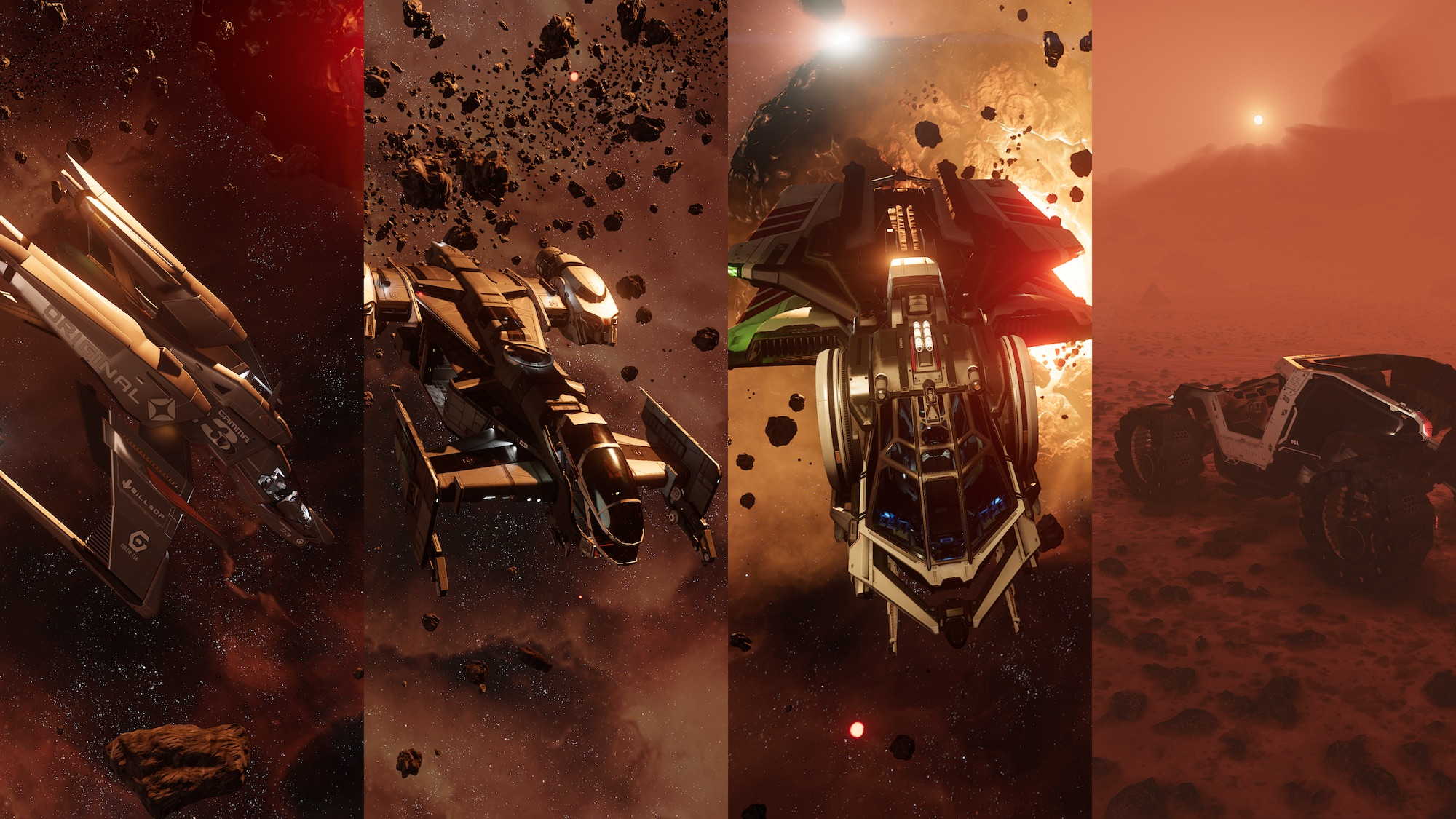Star Citizen Ships