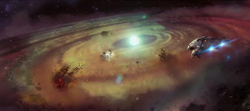 Галактическое руководство: система Gurzil