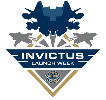 Logo Invictus Fleet Week