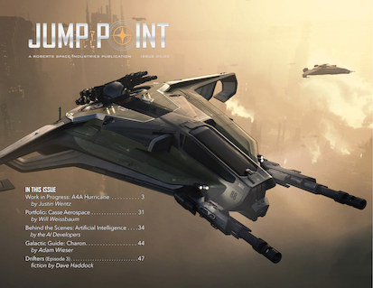 Exclusive access to Jump Point